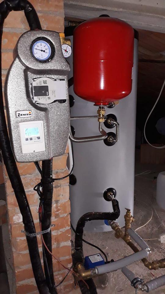 Pompa di calore Montelupo Fiorentino